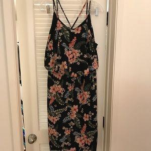 Monteau Maxi Dress
